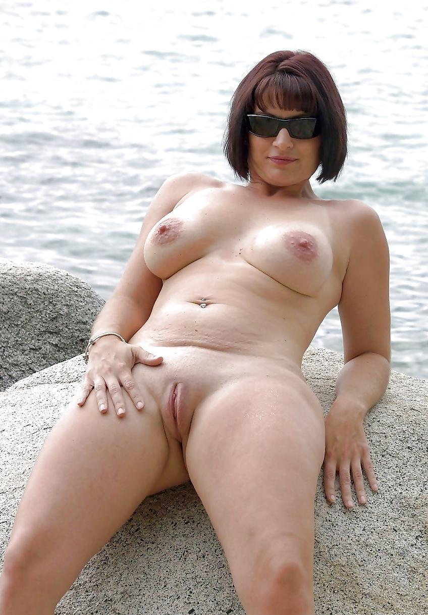 Große Brüsten von amateure nackte Milf dicke nackte frauen bilder - Bild 4