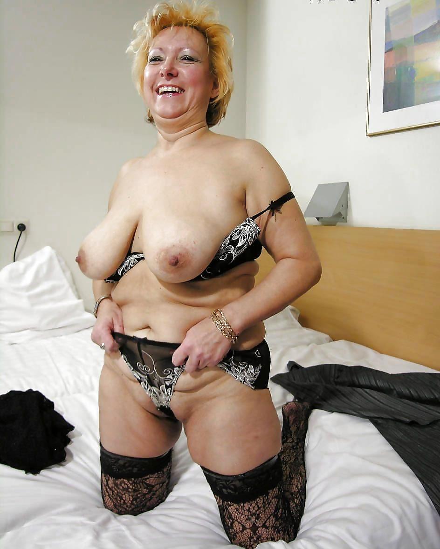 Frauen mollige nackt reife Reife geile