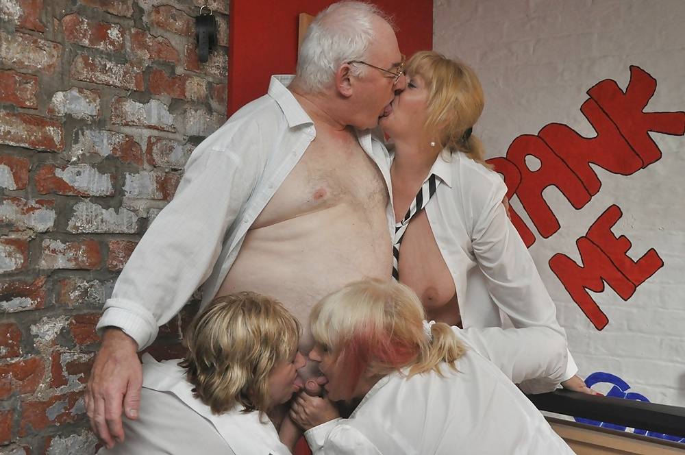 Milf sex mit dem Opa in Maturefotos gratis - Bild 8
