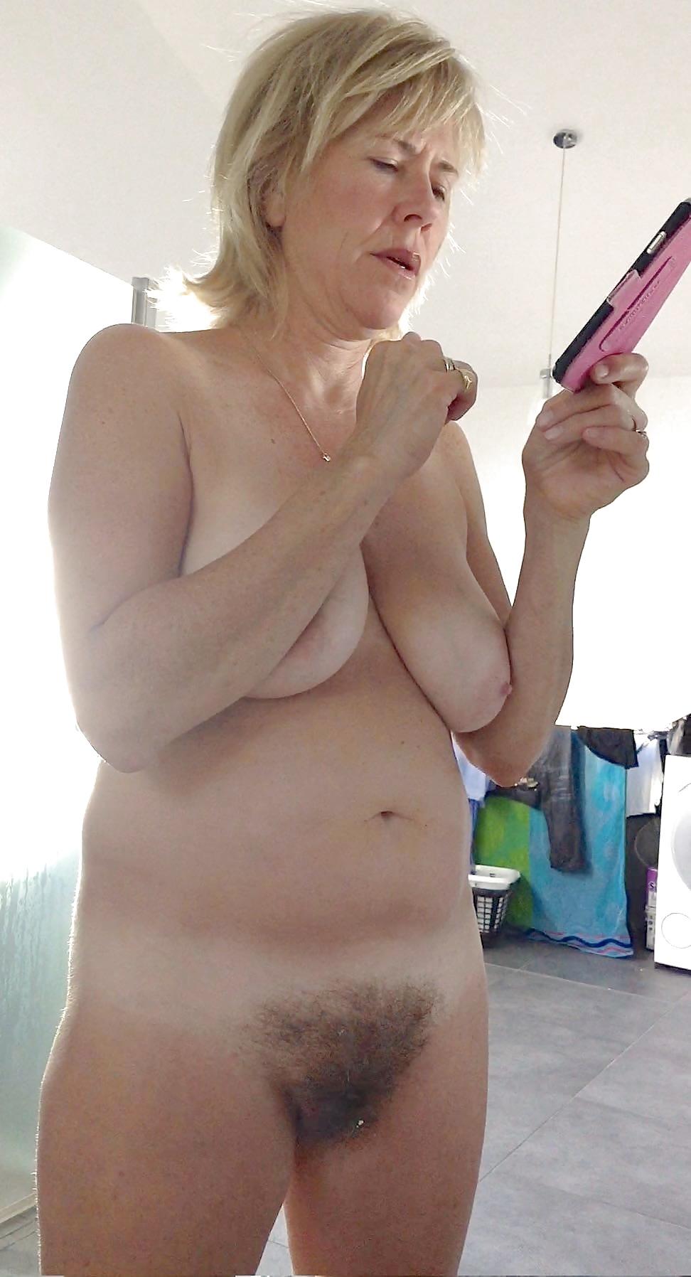 Heiße Mütter Nackt